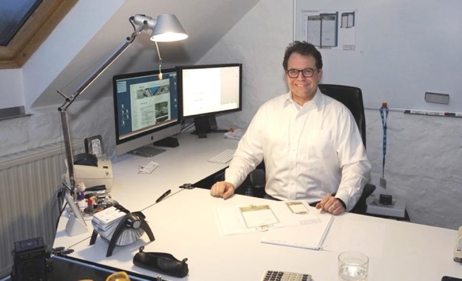 Eurosilo agent Frank Müller